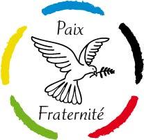 Logo paix fraternite